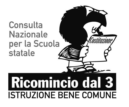 Ricomincio dal 3 - Istruzione Bene Comune