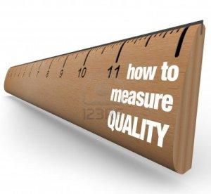 misura della qualità